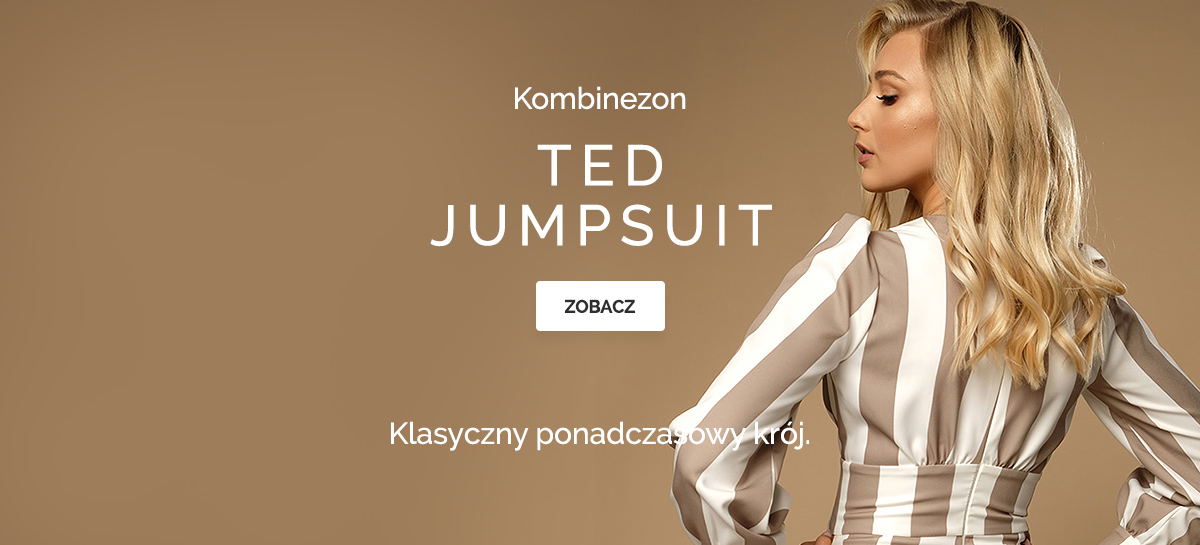 Kombinezon TED JUMPSUIT